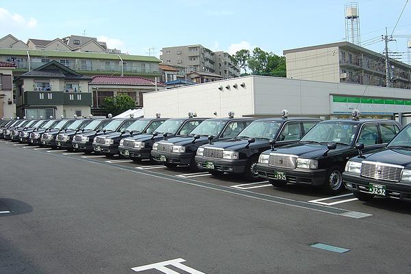 タクシー事業部