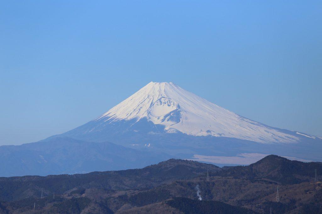 富士山正面